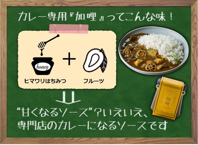 カレー専用蜜柑ってこんな味!